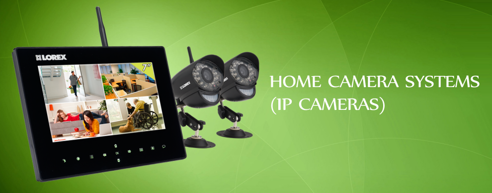 HOME CAMERA SYSTEMS