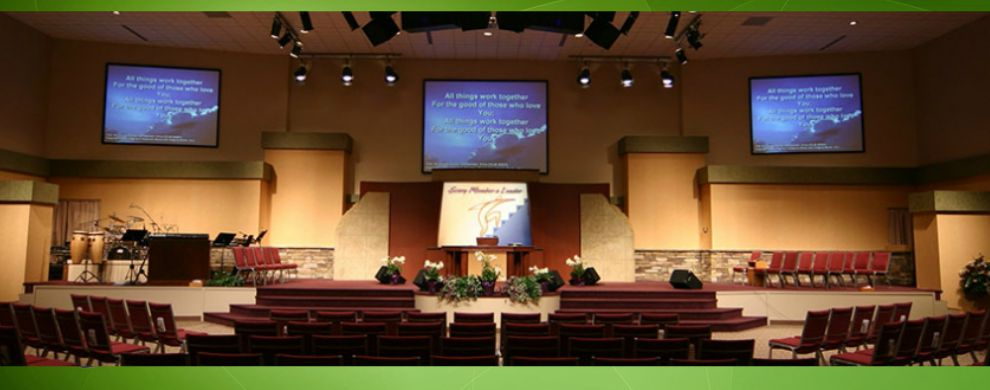 CHURCH AUDIO & VIDEO SYSTEMS